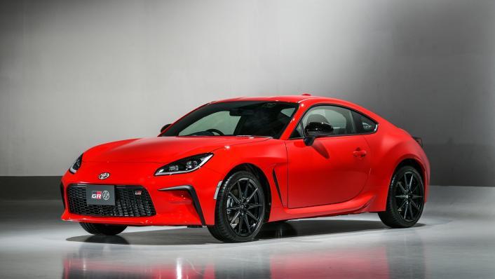 2021 Toyota 86 Exterior 001