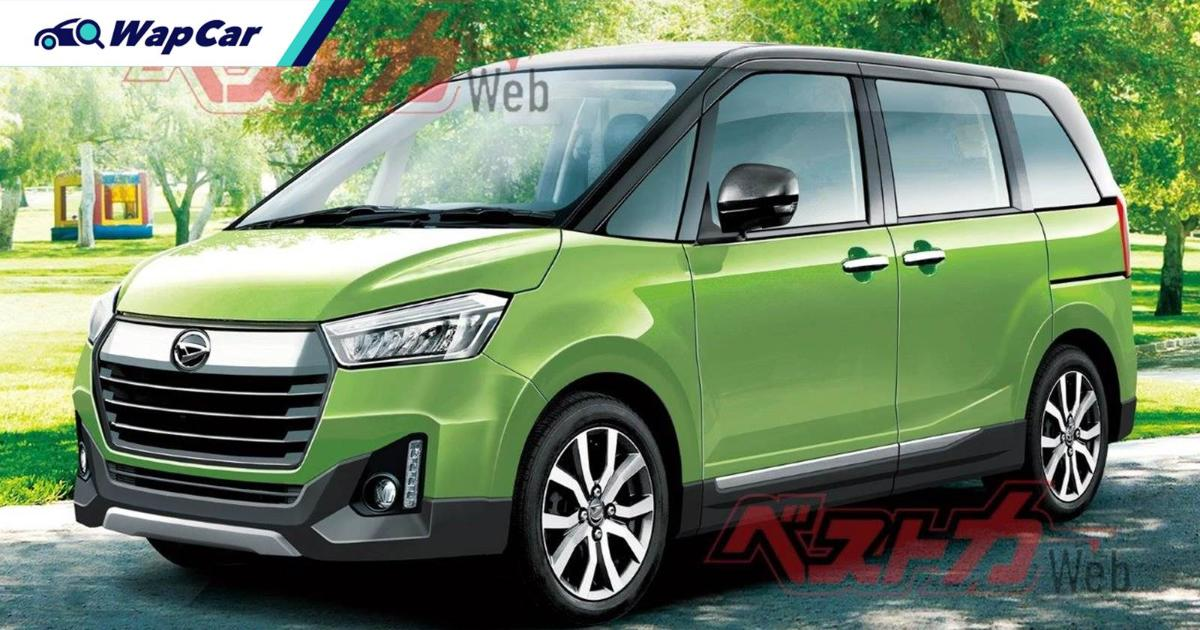 Daihatsu to launch hybrid MPV in October 2021, hints to 2022 Perodua Alza 01