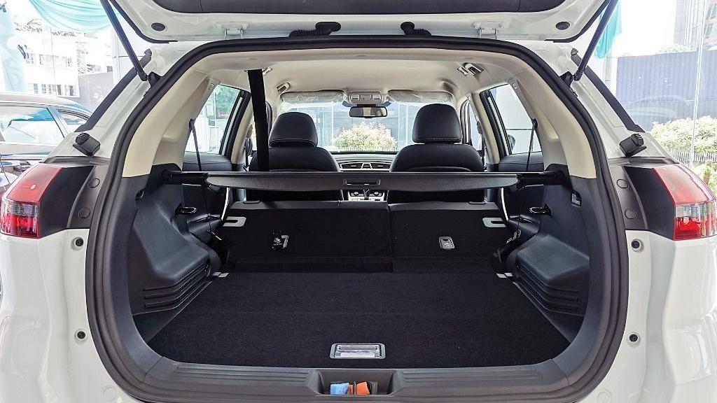 2018 Proton X70 1.8 TGDI Executive AWD Interior 073