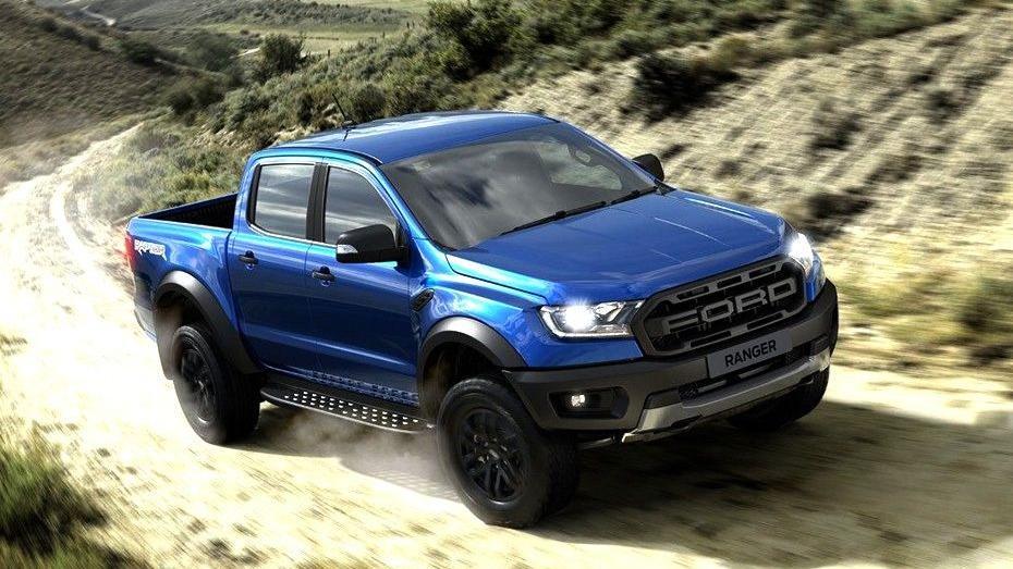 Ford Ranger (2019) Exterior 003