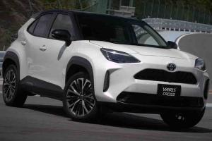 Vietnam-bound Toyota Yaris Cross trademarked, 2021 launch possible?