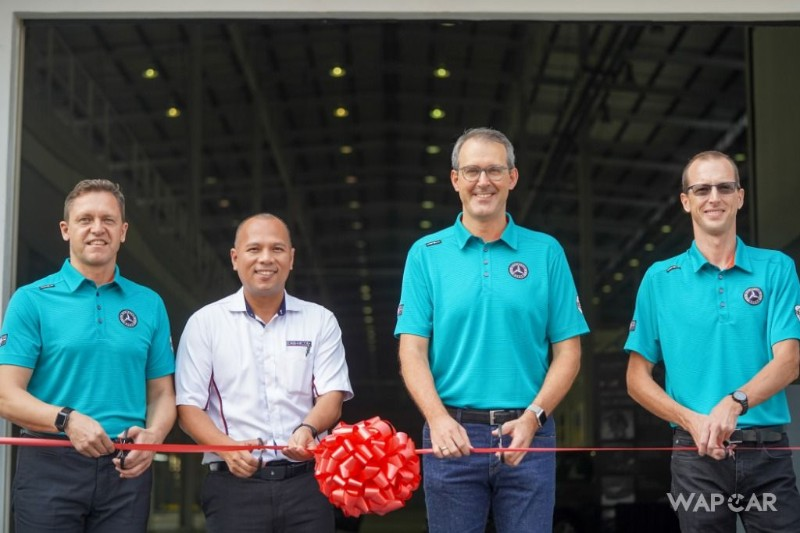 Mercedes-Benz Malaysia Commemorates 15 Years Of Production At Pekan Plant 02