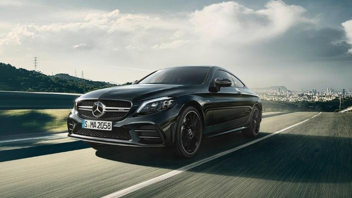2018 Mercedes-Benz AMG C-Class Coupe AMG C 43 4MATIC Exterior 001