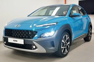 New 2021 Hyundai Kona vs pre-facelift, what are the differences?