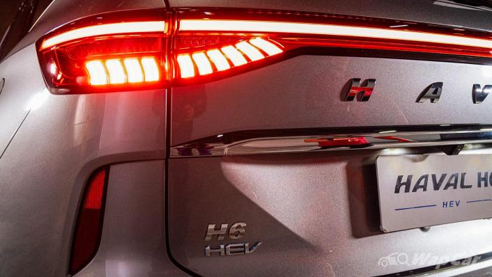 2021 Haval H6 Upcoming Version Exterior 010