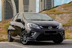 Almost all B-segment hatchbacks have adopted CVT, what about the Perodua Myvi?