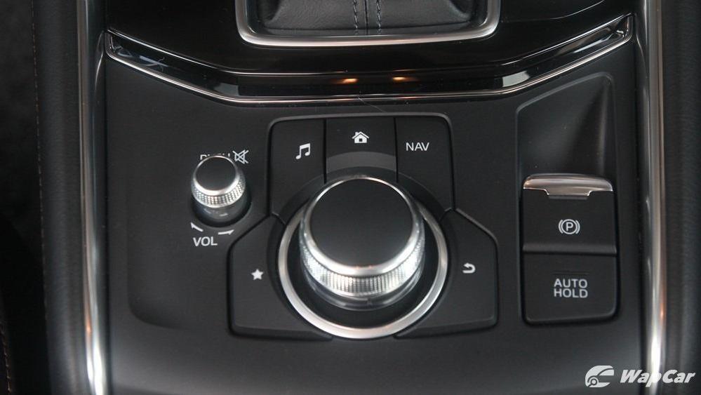 2019 Mazda CX-5 2.5L TURBO Interior 081