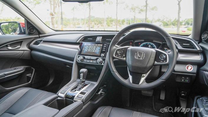 2020 Honda Civic 1.5 TC Premium Interior 004