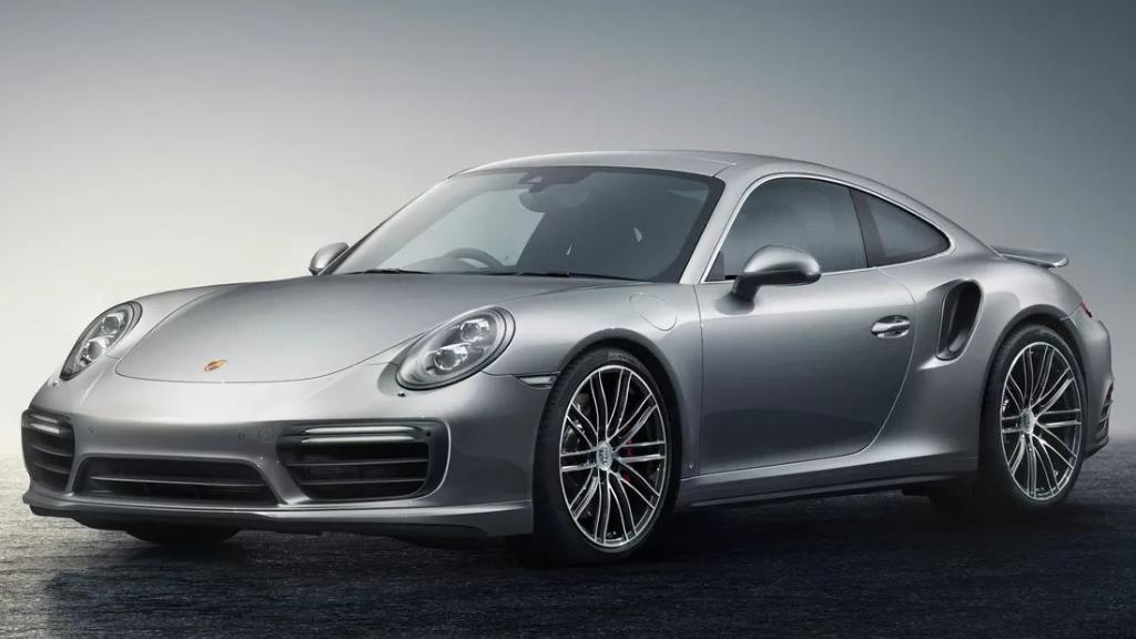 Porsche 911 911 Turbo Exterior 001