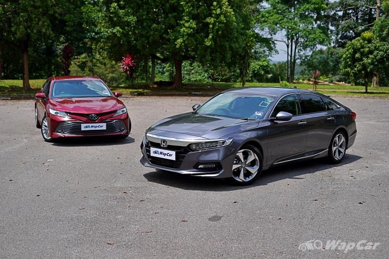 RM 200k for brand new Camry or Accord? Why not a used C200? 02