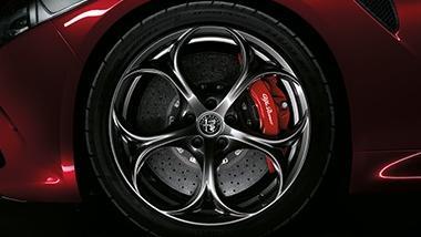 Alfa Romeo Giulia (2019) Exterior 025