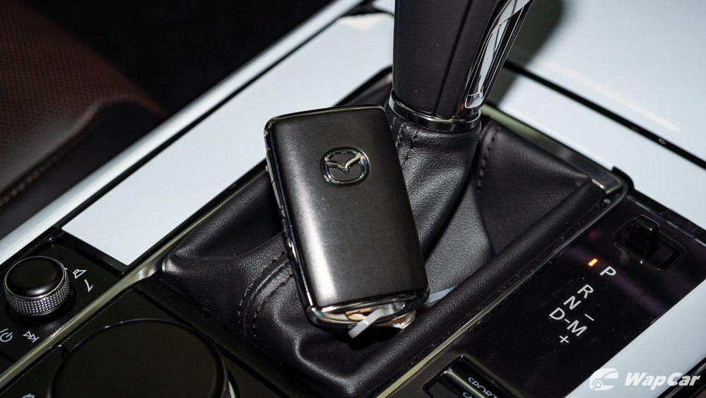 2020 Mazda CX-30 SKYACTIV-G 2.0 Interior 071
