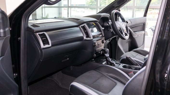 2019 Ford Ranger Raptor 2.0L 4X4 High Rdier Interior 003