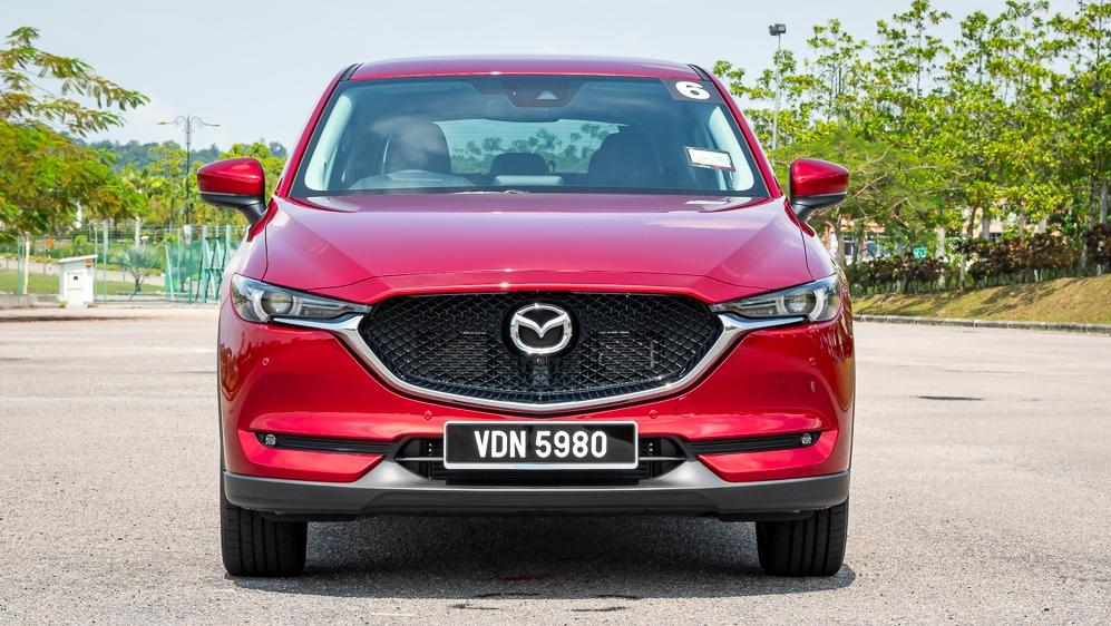 2019 Mazda CX-5 2.5L TURBO Exterior 003