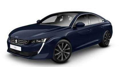 Peugeot 508 GT (2019) Others 002