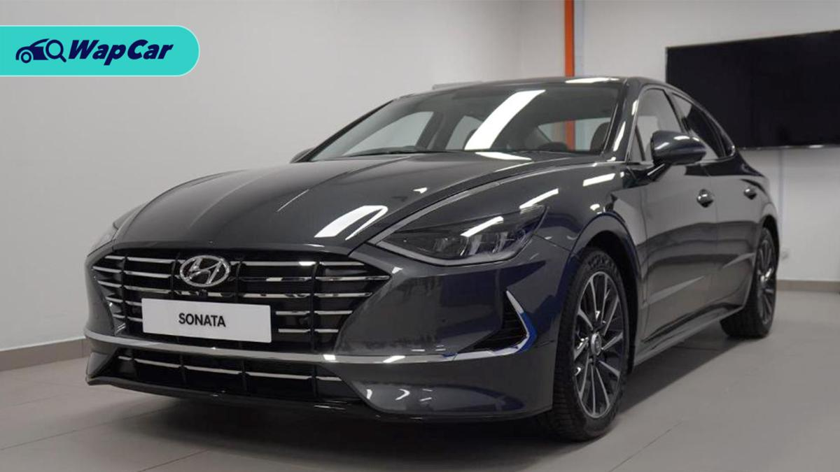 All-new 2020 Hyundai Sonata open for booking, starts from RM 20x,xxx 01