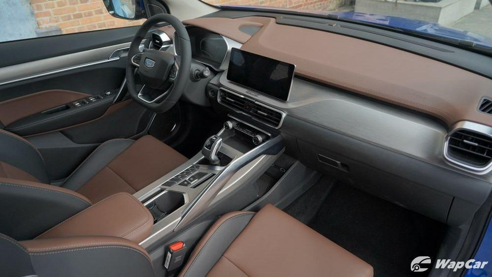Proton X50 (2020) Interior 051