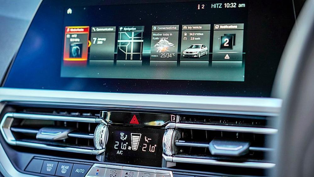 2020 BMW 3 Series 320i Sport Interior 192