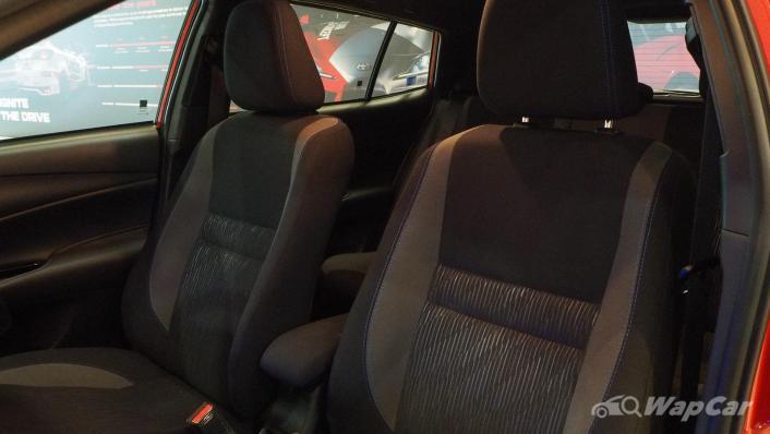2021 Toyota Yaris 1.5G Interior 002