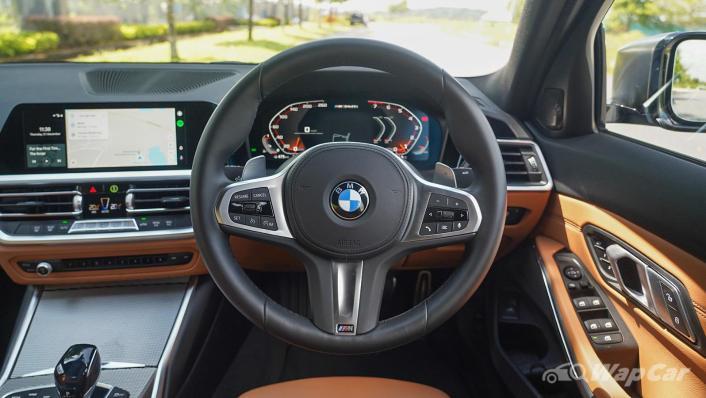 2020 BMW M3 M340i xDrive Interior 004