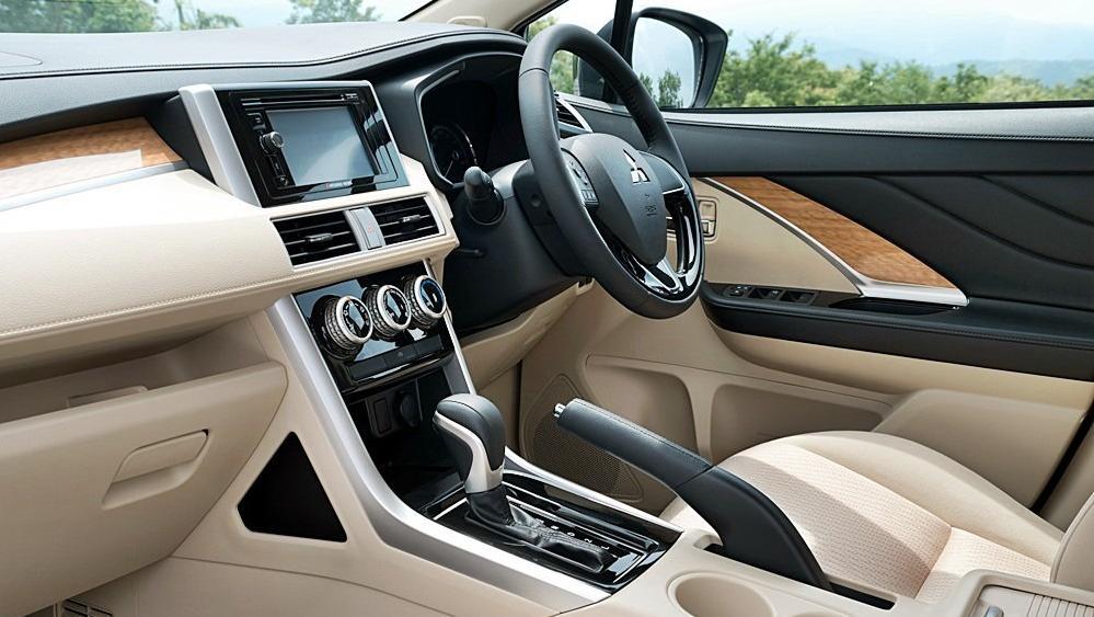 2020 Mitsubishi Xpander Upcoming Version Interior 003
