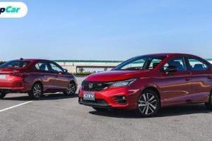 Honda City 2020 serba baharu: Debut Singapura tak lama lagi, 2 varian, DOHC 1.5L