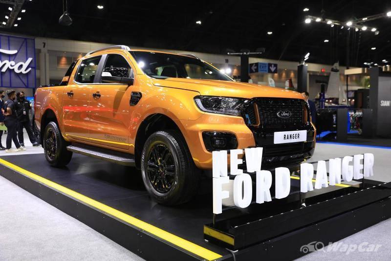 Hilux beware! Next-gen Ford Ranger debuting Q1 2022 in Thailand 02