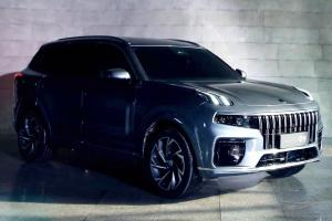 Volvo XC90's twin Lynk & Co 09 unveiled at the 2021 Shanghai Auto Show!