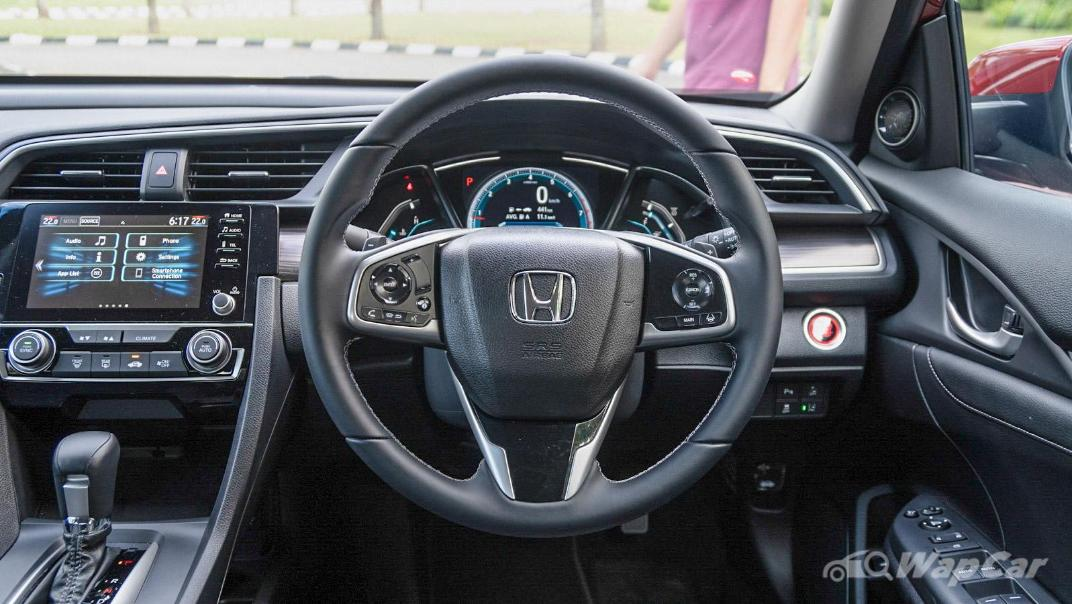 2020 Honda Civic 1.5 TC Premium Interior 006