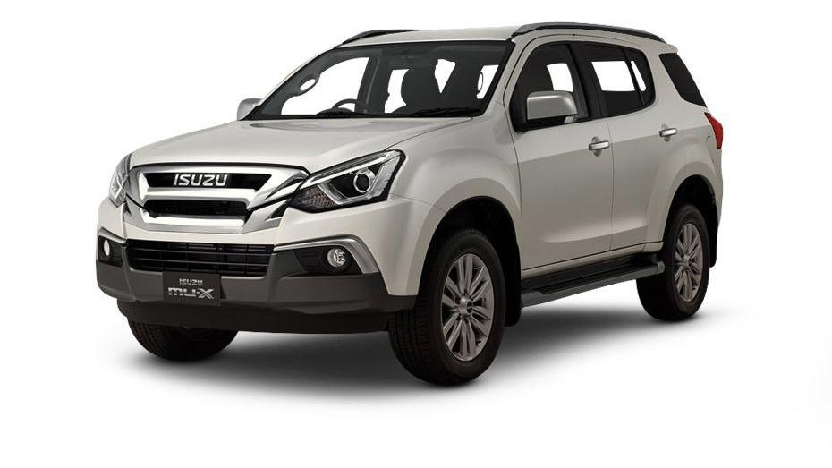 Isuzu MU-X (2018) Others 001