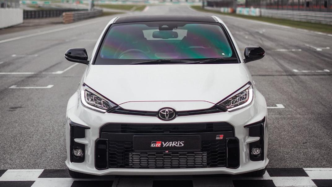 2021 Toyota GR Yaris Exterior 033