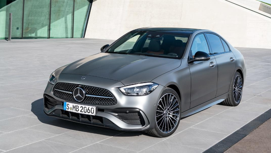 2021 Mercedes-Benz C-Class W206 Upcoming Version Exterior 029