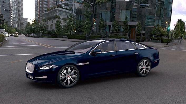 Jaguar XJ (2017) Exterior 001