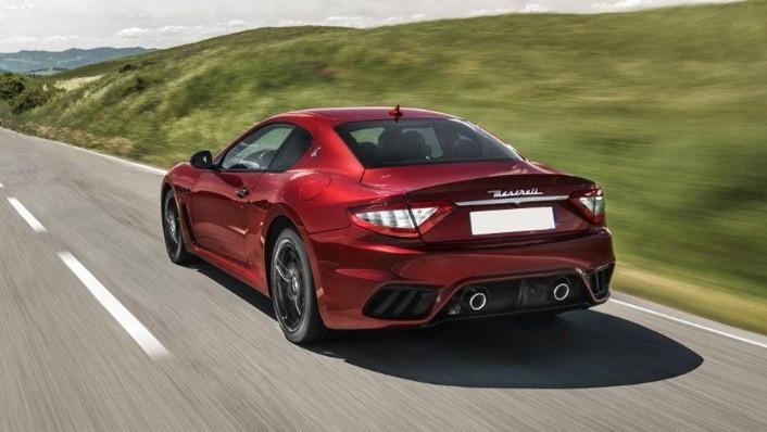 2018 Maserati GranTurismo GranTurismo MC Exterior 006