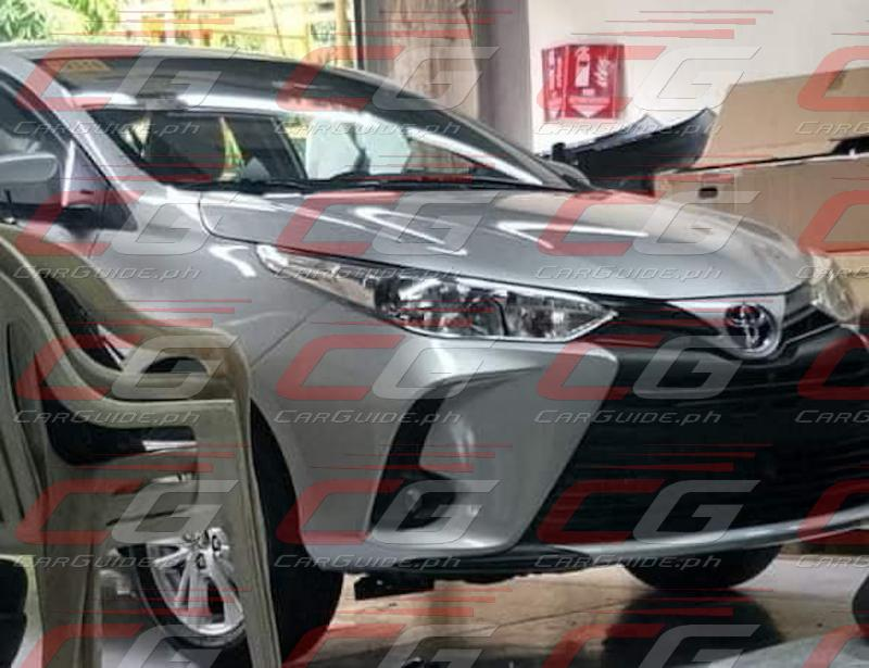 Pelancaran Toyota Vios 2021 facelift di Filipina, 25 Julai, 6 PM 02