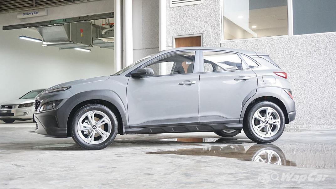 2021 Hyundai Kona 2.0 Standard Exterior 038