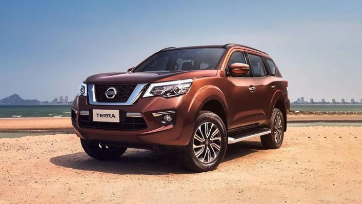 2020 Nissan Terra International Version Exterior 001