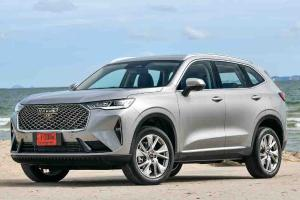 2021 Haval H6 starts price war in Thailand - undercuts CR-V, complicates X70's export plans