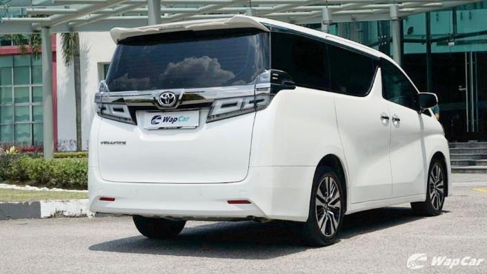 2020 Toyota Vellfire 2.5 Exterior 005