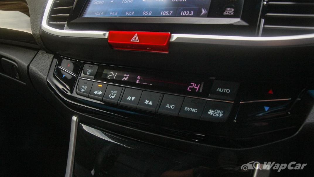 2018 Honda Accord 2.4 VTi-L Advance Interior 136
