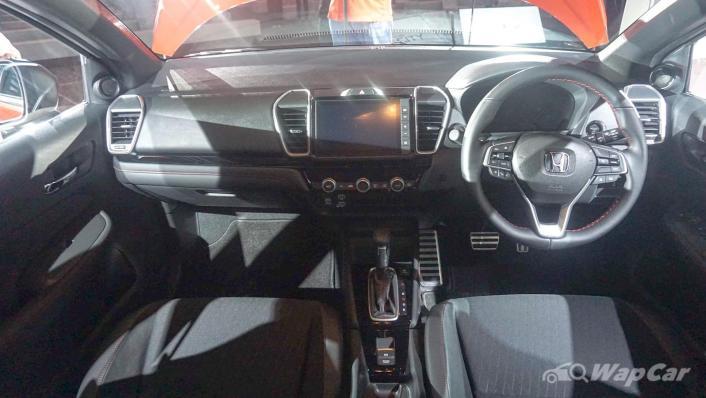 2020 Honda City RS 1.5 Hybrid Interior 001