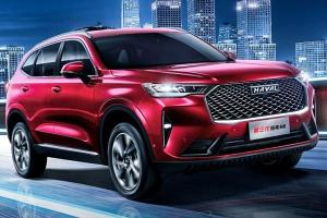 2021 Haval H6 debuts in China, possible competitor of the Proton X70?