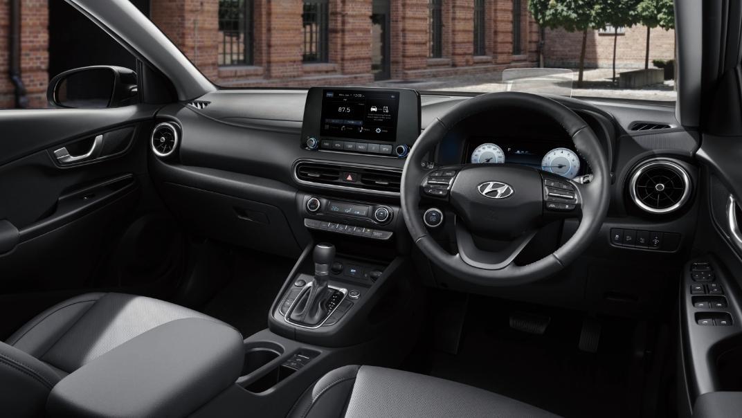 2021 Hyundai Kona 1.6 Turbo Interior 001