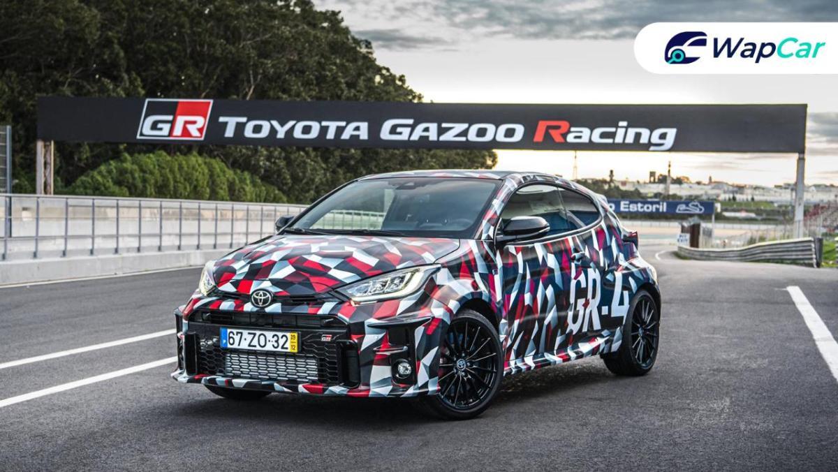 Toyota GR Yaris bakal ke Malaysia. Lebih mahal daripada Honda Civic Type R? 01
