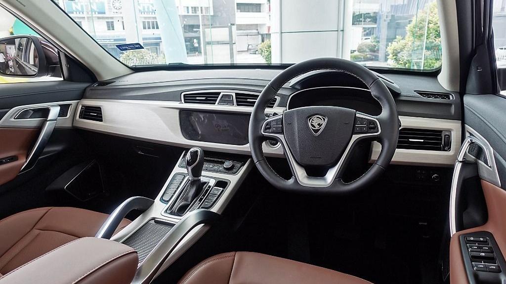 2018 Proton X70 1.8 TGDI Premium 2WD Interior 002