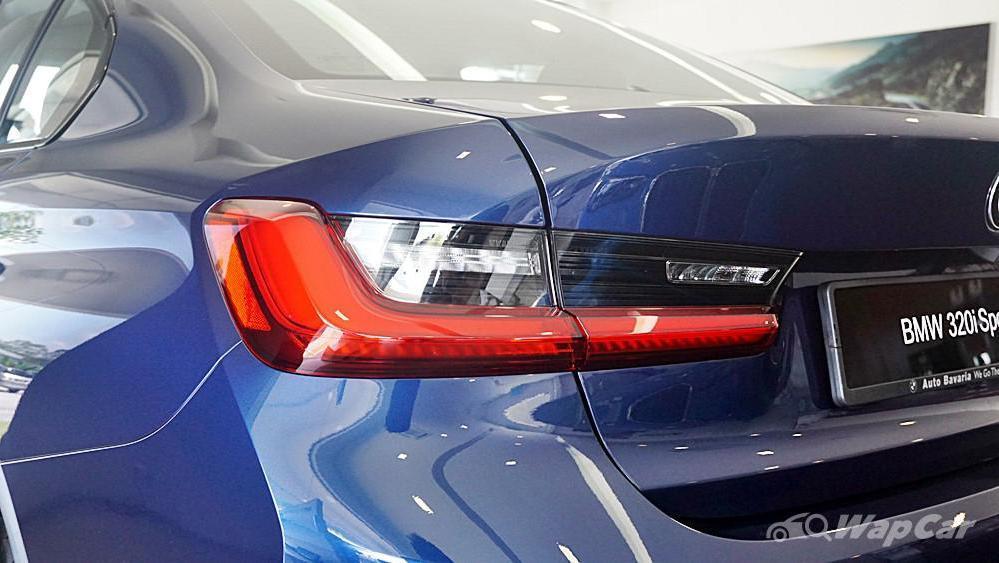 2020 BMW 3 Series 320i Sport Exterior 067