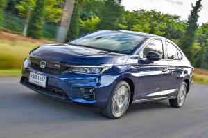 1 in 3 B-segment sedan sold in Thailand is a Honda City