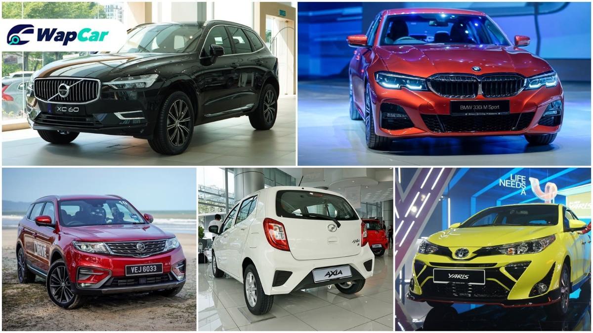 10 kereta CKD paling berbaloi untuk dibeli semasa pelepasan cukai jualan 01