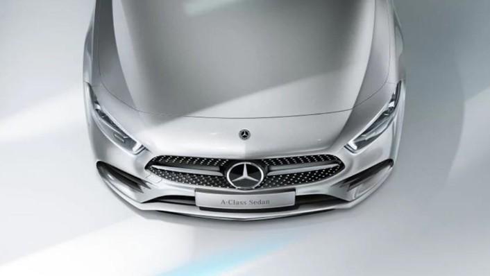 2019 Mercedes-Benz A200 Sedan Progressive Line Exterior 007