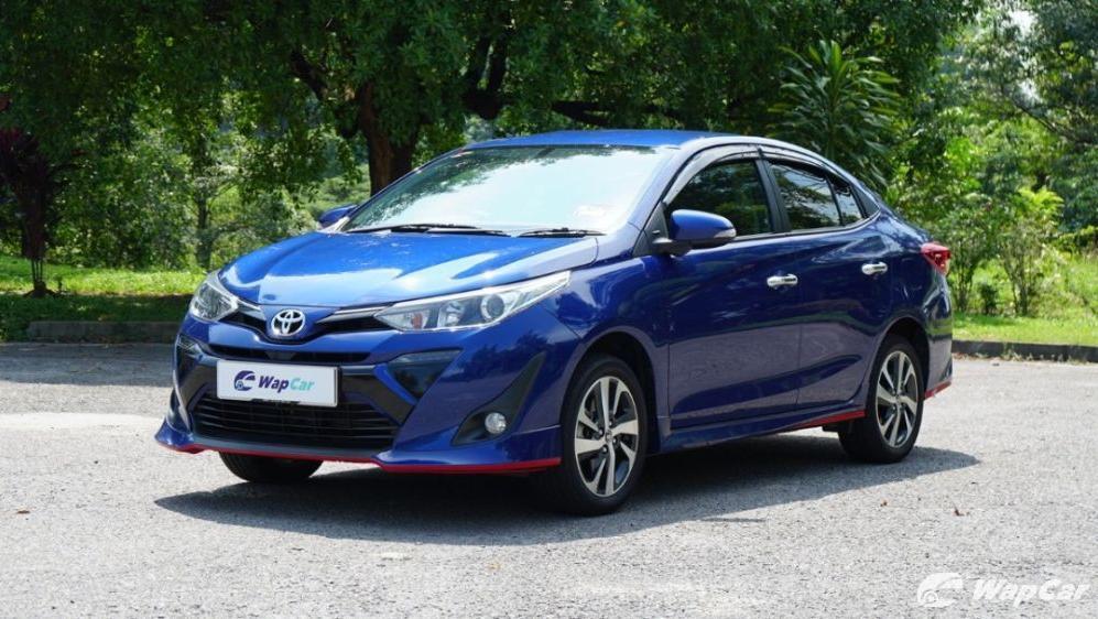 2019 Toyota Vios 1.5G Exterior 059